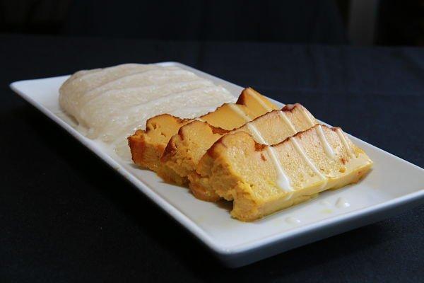 Thai Custard & Sticky Rice