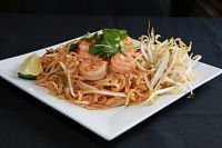 N1 Pad Thai with Shrimp 200